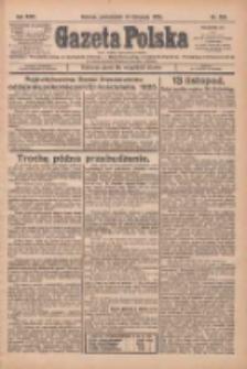 Gazeta Polska: codzienne pismo polsko-katolickie dla wszystkich stanów 1925.11.16 R.29 Nr265