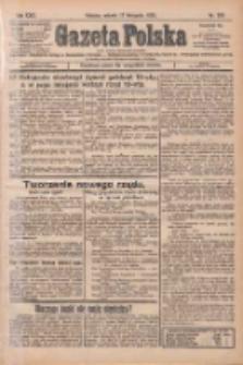 Gazeta Polska: codzienne pismo polsko-katolickie dla wszystkich stanów 1925.11.17 R.29 Nr266