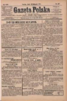 Gazeta Polska: codzienne pismo polsko-katolickie dla wszystkich stanów 1925.11.18 R.29 Nr267