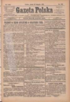 Gazeta Polska: codzienne pismo polsko-katolickie dla wszystkich stanów 1925.11.20 R.29 Nr269