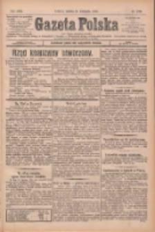 Gazeta Polska: codzienne pismo polsko-katolickie dla wszystkich stanów 1925.11.21 R.29 Nr270