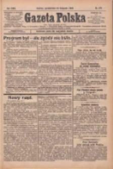 Gazeta Polska: codzienne pismo polsko-katolickie dla wszystkich stanów 1925.11.23 R.29 Nr271