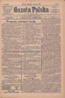 Gazeta Polska: codzienne pismo polsko-katolickie dla wszystkich stanów 1925.11.24 R.29 Nr272