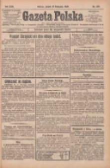Gazeta Polska: codzienne pismo polsko-katolickie dla wszystkich stanów 1925.11.27 R.29 Nr275