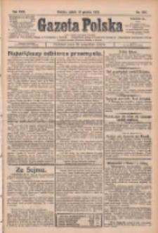 Gazeta Polska: codzienne pismo polsko-katolickie dla wszystkich stanów 1925.12.18 R.29 Nr292