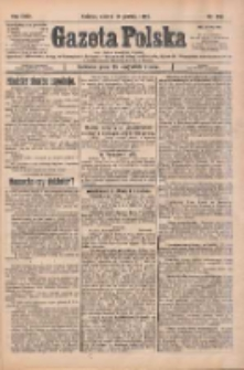 Gazeta Polska: codzienne pismo polsko-katolickie dla wszystkich stanów 1925.12.19 R.29 Nr293