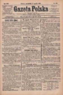 Gazeta Polska: codzienne pismo polsko-katolickie dla wszystkich stanów 1925.12.21 R.29 Nr294
