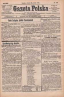 Gazeta Polska: codzienne pismo polsko-katolickie dla wszystkich stanów 1925.12.22 R.29 Nr295