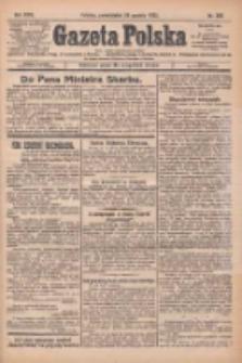 Gazeta Polska: codzienne pismo polsko-katolickie dla wszystkich stanów 1925.12.28 R.29 Nr298