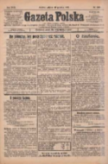 Gazeta Polska: codzienne pismo polsko-katolickie dla wszystkich stanów 1925.12.29 R.29 Nr299