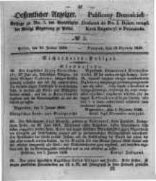 Oeffentlicher Anzeiger. 1848.01.18 Nro.3