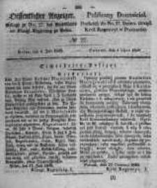 Oeffentlicher Anzeiger. 1848.07.05 Nro.27