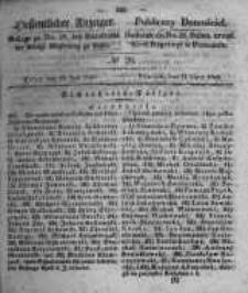 Oeffentlicher Anzeiger. 1848.07.12 Nro.28