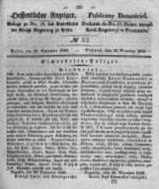 Oeffentlicher Anzeiger. 1848.09.27 Nro.39