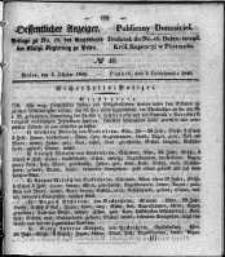 Oeffentlicher Anzeiger. 1848.10.04 Nro.40