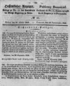 Oeffentlicher Anzeiger. 1848.10.11 Nro.41