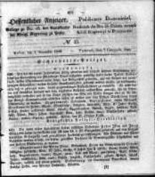 Oeffentlicher Anzeiger. 1848.11.08 Nro.45