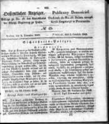 Oeffentlicher Anzeiger. 1848.12.06 Nro.49