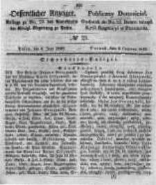 Oeffentlicher Anzeiger. 1848.06.06 Nro.23
