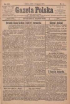 Gazeta Polska: codzienne pismo polsko-katolickie dla wszystkich stanów 1927.01.15 R.31 Nr11