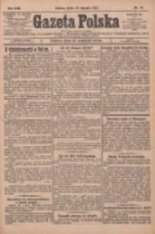 Gazeta Polska: codzienne pismo polsko-katolickie dla wszystkich stanów 1927.01.19 R.31 Nr14