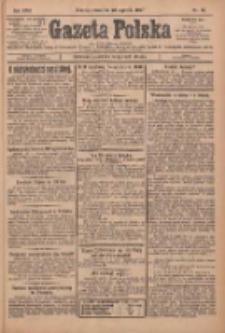 Gazeta Polska: codzienne pismo polsko-katolickie dla wszystkich stanów 1927.01.20 R.31 Nr15