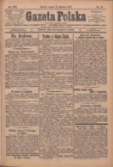 Gazeta Polska: codzienne pismo polsko-katolickie dla wszystkich stanów 1927.01.25 R.31 Nr19
