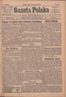 Gazeta Polska: codzienne pismo polsko-katolickie dla wszystkich stanów 1927.01.28 R.31 Nr22