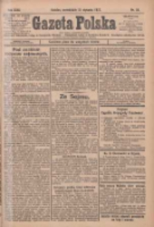 Gazeta Polska: codzienne pismo polsko-katolickie dla wszystkich stanów 1927.01.31 R.31 Nr24