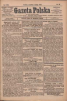 Gazeta Polska: codzienne pismo polsko-katolickie dla wszystkich stanów 1927.02.03 R.31 Nr26