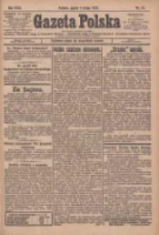 Gazeta Polska: codzienne pismo polsko-katolickie dla wszystkich stanów 1927.02.04 R.31 Nr27