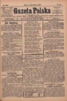 Gazeta Polska: codzienne pismo polsko-katolickie dla wszystkich stanów 1927.02.08 R.31 Nr30