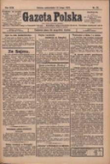 Gazeta Polska: codzienne pismo polsko-katolickie dla wszystkich stanów 1927.02.14 R.31 Nr35