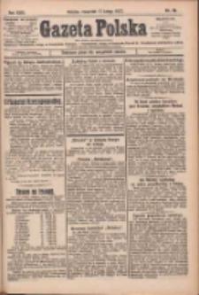 Gazeta Polska: codzienne pismo polsko-katolickie dla wszystkich stanów 1927.02.17 R.31 Nr38