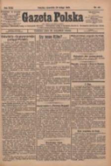 Gazeta Polska: codzienne pismo polsko-katolickie dla wszystkich stanów 1927.02.24 R.31 Nr44
