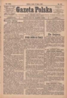 Gazeta Polska: codzienne pismo polsko-katolickie dla wszystkich stanów 1927.07.13 R.31 Nr157