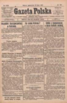 Gazeta Polska: codzienne pismo polsko-katolickie dla wszystkich stanów 1927.07.25 R.31 Nr167