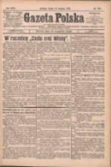 Gazeta Polska: codzienne pismo polsko-katolickie dla wszystkich stanów 1927.08.13 R.31 Nr184