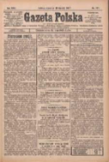 Gazeta Polska: codzienne pismo polsko-katolickie dla wszystkich stanów 1927.08.18 R.31 Nr187