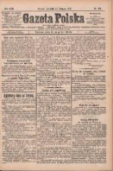 Gazeta Polska: codzienne pismo polsko-katolickie dla wszystkich stanów 1927.08.25 R.31 Nr193