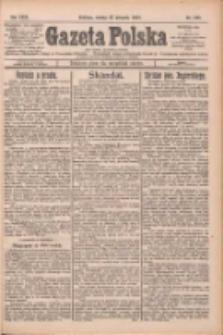 Gazeta Polska: codzienne pismo polsko-katolickie dla wszystkich stanów 1927.08.27 R.31 Nr195