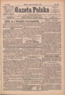 Gazeta Polska: codzienne pismo polsko-katolickie dla wszystkich stanów 1927.08.30 R.31 Nr197