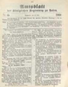 Amtsblatt der Königlichen Regierung zu Posen. 1900.06.19 Nro.25