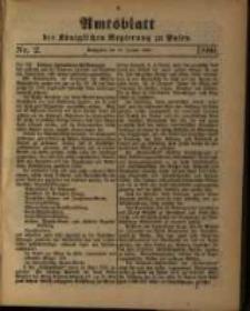 Amtsblatt der Königlichen Regierung zu Posen. 1880.01.13 Nro.2