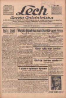 """Lech.Gazeta Gnieźnieńska: codzienne pismo polityczne dla wszystkich stanów. Dodatki: tygodniowy """"Lechita"""" i powieściowy oraz dwutygodnik """"Leszek"""" 1936.01.29 R.36 Nr23"""