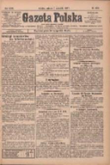 Gazeta Polska: codzienne pismo polsko-katolickie dla wszystkich stanów 1927.09.06 R.31 Nr203