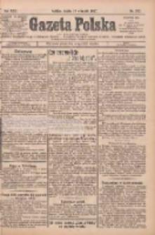 Gazeta Polska: codzienne pismo polsko-katolickie dla wszystkich stanów 1927.09.17 R.31 Nr213