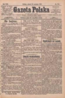 Gazeta Polska: codzienne pismo polsko-katolickie dla wszystkich stanów 1927.09.20 R.31 Nr215