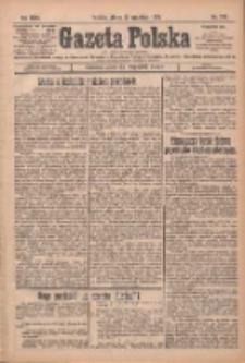 Gazeta Polska: codzienne pismo polsko-katolickie dla wszystkich stanów 1927.09.23 R.31 Nr218