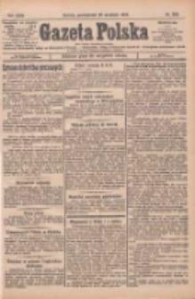Gazeta Polska: codzienne pismo polsko-katolickie dla wszystkich stanów 1927.09.26 R.31 Nr220